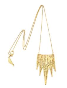 Crown necklace 69B Boutique
