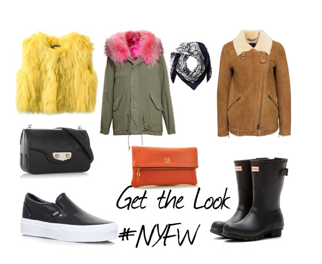 Get the look #NYFW