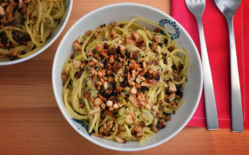 Typically Sicilian, incredibly delicious, and totally easy